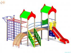 Детское спортивное и игровое оборудованиеКомпания «ВИВАНА» является производителем детского спортивного и игрового оборудования.