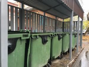 В текущем году обустроят 117 новых площадок. Кроме того, отремонтируют 233 контейнерные площадки.