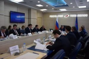 Сегодня губернатор находится в рабочей командировке в Москве.