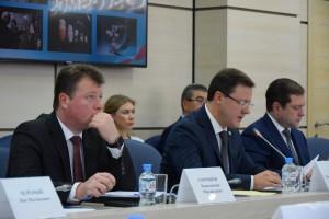 Члены оргкомитета поддержали инициативы, высказанные главой региона.