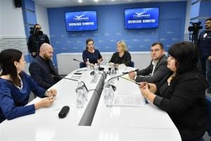 Самарские предприниматели могли в режиме реального времени присоединиться к обсуждению, оставить свои комментарии и задать вопросы.