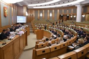 Дмитрий Азаров в Москве принял участие в заседании межведомственной рабочей группы по мониторингу и контролю за реализацией национальных и федеральных проектов.