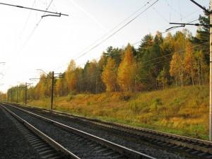Йесканен отметила, что сутки в поезде прошли на удивление легко и она успела прочесть 300 страниц романа и послушать музыку.
