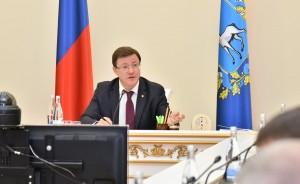 На повестке-вопросы о предоставлении бюджетных кредитов Сызрани, Клявлинскому и Ставропольскому районам на реализацию социально-значимых проектов.