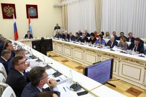 На заседании Правительства СО, которое провел Дмитрий Азаров, кабинет министров утвердил предоставление бюджетных кредитов трем муниципалитетам на реализацию соцпроектов.