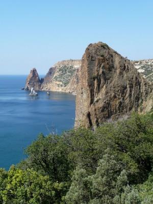 Как отмечается, стрельбы пройдут в акватории Черного моря у побережья Херсонской области.