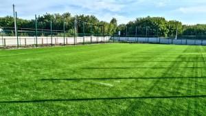 Спортивная площадка построена для жителей села Новое Ермаково Камышлинского района