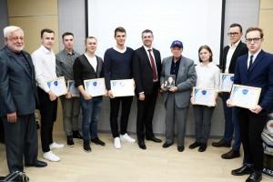 В ОЭЗ Тольятти наградили стипендиатов конкурса им. А.И. Ясинского