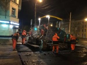 На ул. Победа в Самаре сделают разворотные полосы