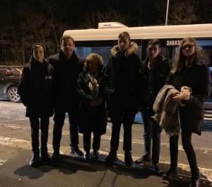 Школьники из попавшего в ДТП автобуса в Елховском районе доставлены по домам