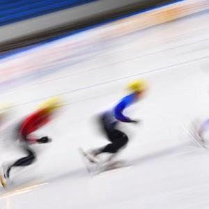 Россия завоевала золото на этапе Кубка мира по шорт-треку