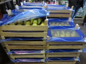 В соответствии с законодательством Российской Федерации весь товар был изъят из торгового оборота.