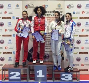 Всероссийский турнир среди спортсменок в возрасте до 23 лет на призы М.В. Дегтярева прошел не прошлой неделе в Самаре в «МТЛ Арене».