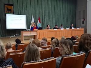 Участников ознакомили с возможностями производственного сектора учреждений УИС.