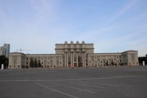 На содержание площади Куйбышева в Самаре выделили 16 млн рублей
