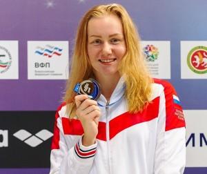 В Казани завершился чемпионат России по плаванию, в котором принимали участие более 800 спортсменов из 66 регионов