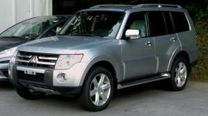 Mitsubishi прекращает поставки внедорожника Pajero в Россию