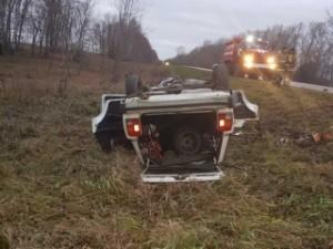 Смертельное ДТП произошло на Хрящевском шоссе