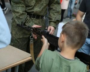 В Самарской области стартовала военно-спортивная игра Штурм