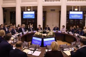 Заметным событием Санкт-Петербургского международного культурного форума стало заседание рабочей группы Госсовета по направлению Культура