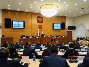В Самарской Губдуме проходит расширенное заседание комитета по бюджету, финансам, налогам, экономической и инвестиционной политике