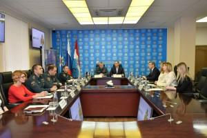 Предметом соглашения является развитие стратегического сотрудничества между Сбербанком и МЧС России, установление долгосрочных партнерских отношений.