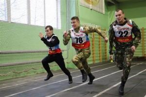 Сотрудники Росгвардии из Самары стали призерами окружного чемпионата по военно-прикладному спорту