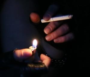 В России упал спрос на сигареты