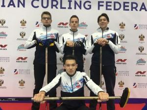Самарские керлингисты - бронзовые призеры первенства России