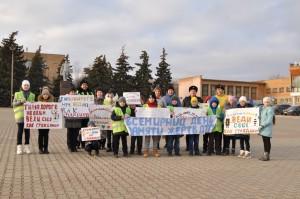 По всей Самарской области дорожные полицейские провели мероприятия, приуроченные к Дню памяти жертв ДТП