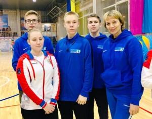 В соревнованиях приняли участие 64 спортсмена из 16 регионов страны. Команду Самарской области представляли 4 пловца.