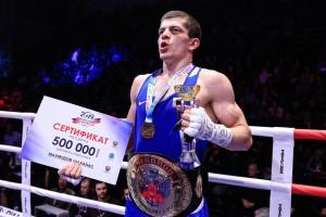 В субботу в «МТЛ Арене» состоялись финальные бои чемпионата России по боксу, проходившего в Самаре с 9 по 16 ноября.