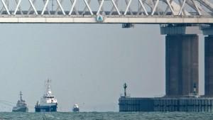 В 2018 году катера «Никополь» и «Бердянск», а также рейдовый буксир «Яны Капу» нарушили морскую границу Российской Федерации.
