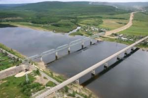 По расчетам местных властей, ввод моста увеличит круглогодичную транспортную доступность населения до 70 процентов.