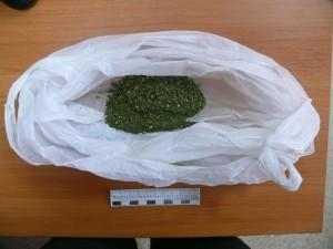 Тольяттинские автоинспекторы нашли наркотик у пассажира автобуса