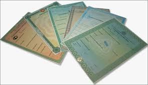 Современная защищенная полиграфия: бланки для школы