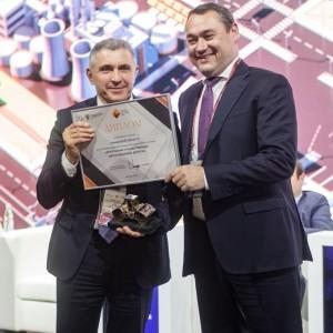 Самарская область награждена Министерством транспорта РФ