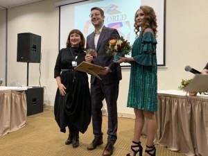 В Самаре прошла Шестая церемония награждения Премии XX успешных людей Самары.