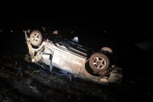 В Самарской области на трассе погибла женщина
