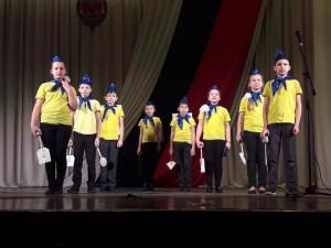 Лучшие команды примут участие в областном конкурсе юных инспекторов движения.
