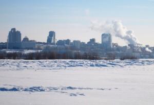 Самарцев предупреждают об опасности тонкого льда