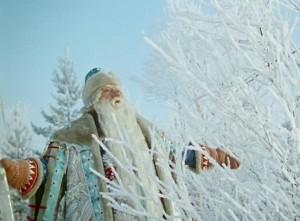 В Самару на этой неделе приедет Дед Мороз