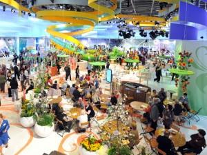 Это крупнейшая в мире выставка достижений сельского хозяйства и продовольствия.