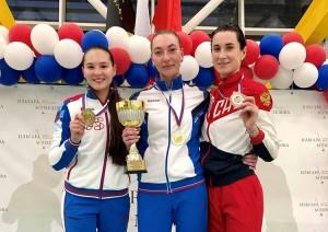 Ранее самарчанка заняла второе место у себя дома — в Самаре на турнире на призы М.В. Дегтярева.