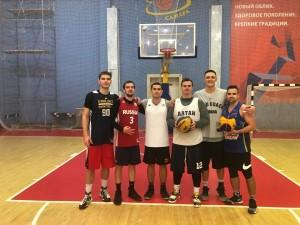 Теперь БК «Самара» представлен и в баскетболе 3х3.