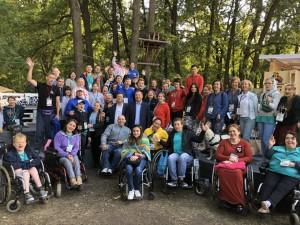 Дмитрий Азаров обратился к землякам по случаю Международного дня инвалидов
