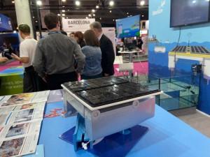 На одном из самых знаковых событий в мире IoT, специалисты компании-резидента технопарка «Аиралаб Рус» презентовали возможности дрона-эколога.