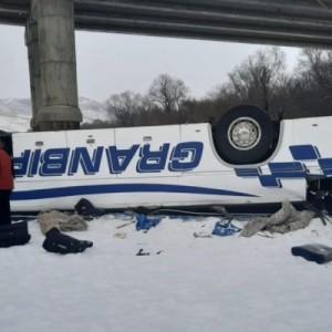 Владелец упавшего с моста в Забайкалье автобуса отправлен под домашний арест