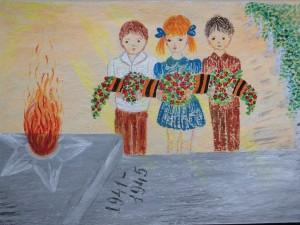 Школьники из Самарской области стали финалистами Всероссийского конкурса рисунка Мир моего дома