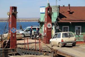 С 16 декабря организация грузового транспортного сообщения с селом Рождествено будет осуществляться по временной дороге.
